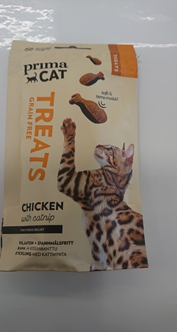 PrimaCat Treats Softy Kana&kissanminttu 50g