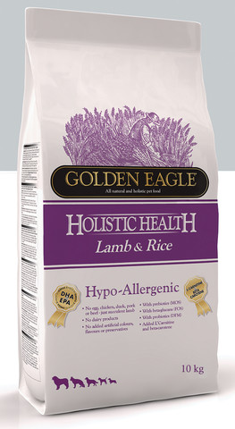 Golden Eagle Hypo-allergenic Lamb&Rice 2kg