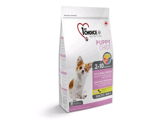 1st Choice Toy&Small Puppy Skin&Coat 2,72kg