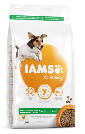 Iams Dog Adult Small & Medium 12 kg
