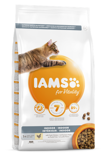 IAMS Cat Adult Indoor 3kg
