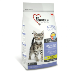 1st Choice Cat Healthy start 2,72kg